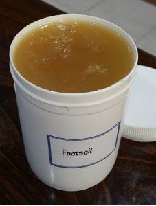 Faraz oil Iran residue wax foots oil